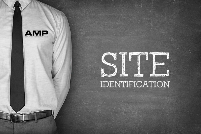 Site Identification